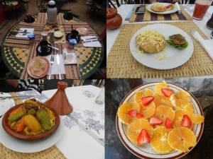 Foto comidas Marrakech BLOG