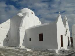 Igreja Panayia Paraportiani
