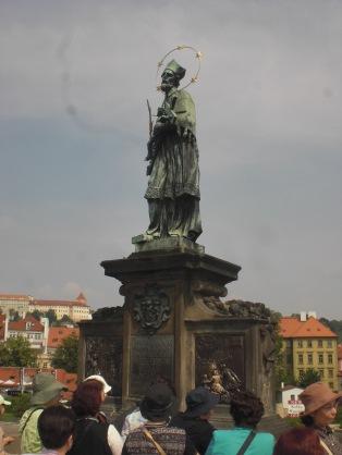 Estátua de São João Nepomuceno