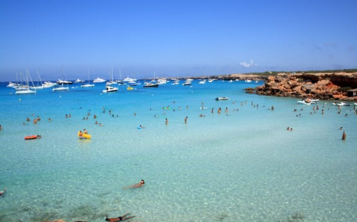 Formentera by Ibiza spotlight